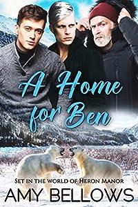 A Home for Ben (Alaskan Pebble Gifters, #3)