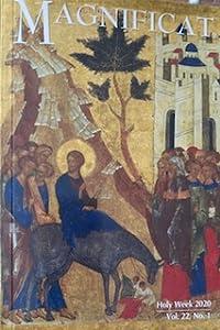 Magnificat, Holy Week 2020, Vol. 22, No. 1