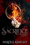 Book cover for Sacrifice (Fire & Brimstone Scroll #2)
