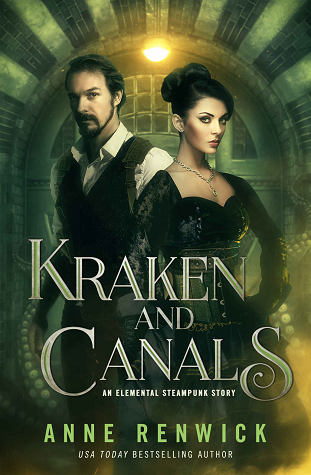 Kraken and Canals by Anne Renwick
