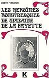 Les Heroines Romanesques de Mme de la Fayette