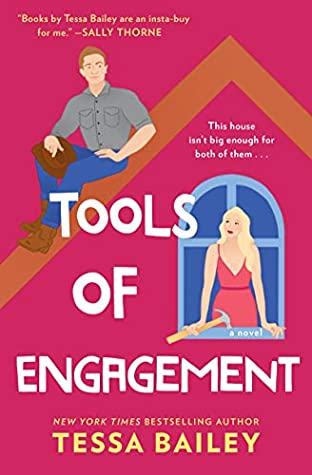Tools of Engagement (Hot & Hammered, #3) by Tessa Bailey