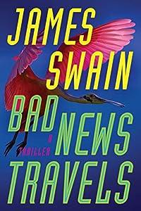 Bad News Travels (Lancaster & Daniels #3)