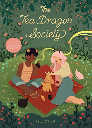 The Tea Dragon Society (Tea Dragon, #1)