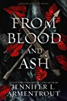 From Blood and Ash (Blood and Ash, #1) ebook review