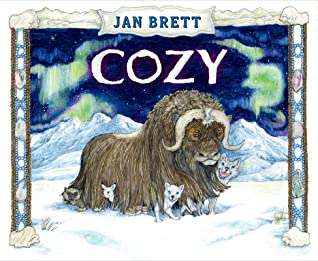 {Mini Swoon} Cozy by Jan Brett