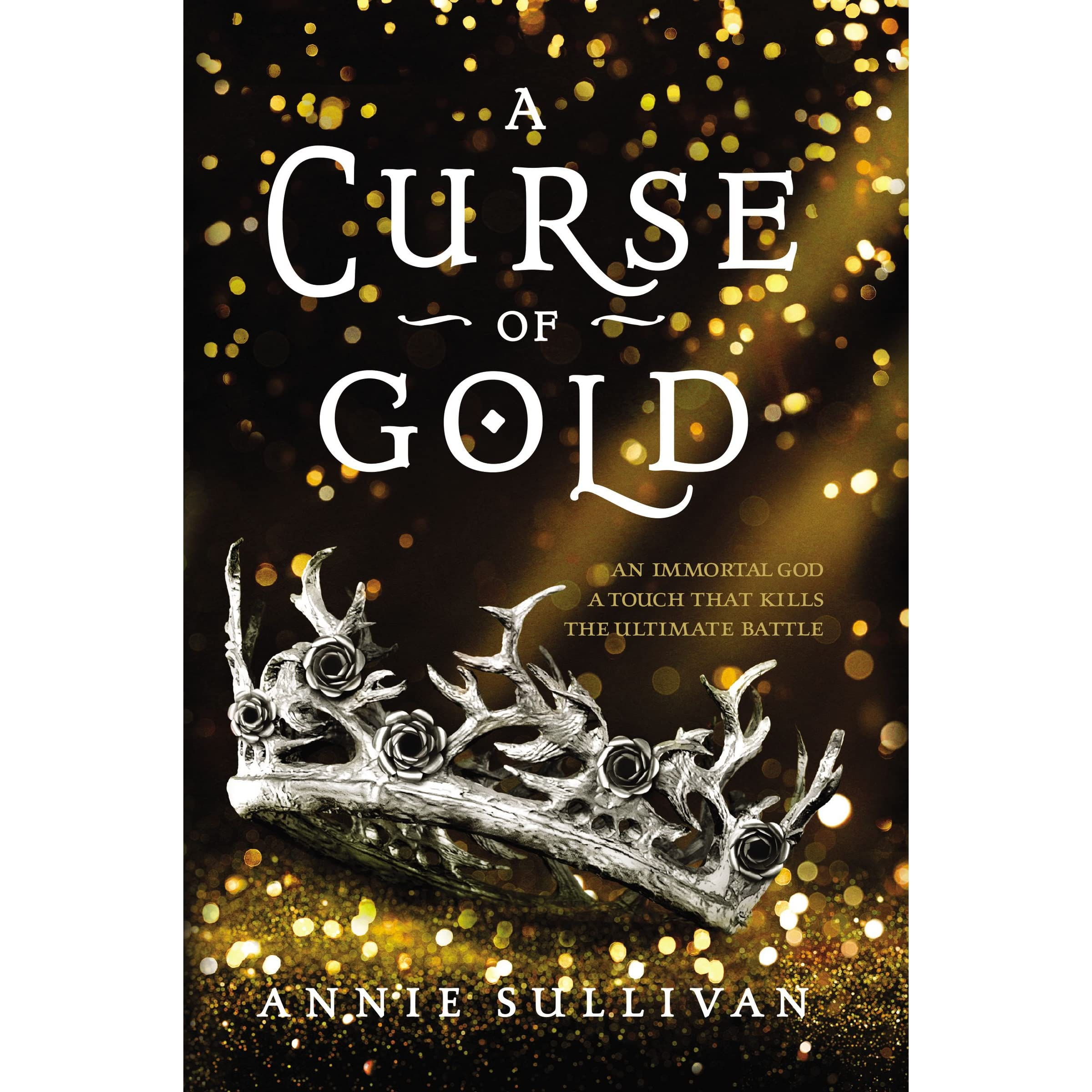 A Curse of Gold (A Touch of Gold, #2) by Annie Sullivan