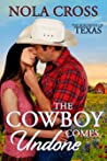The Cowboy Comes Undone (The Burlesons of Texas, #1) audiobook review