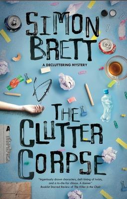 The Clutter Corpse by Simon Brett