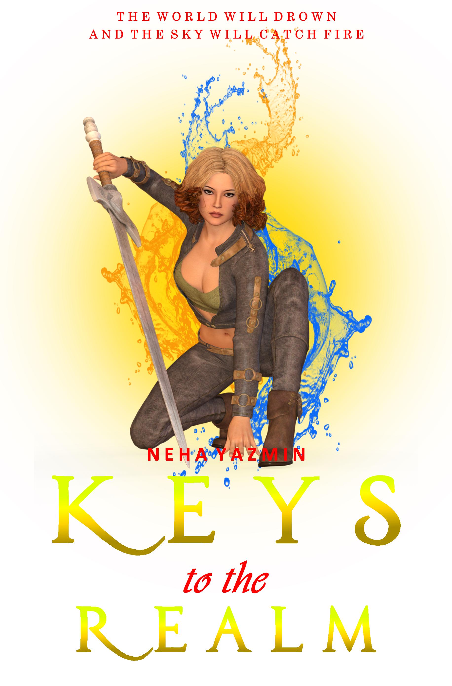 Keys to the Realm Neha Yazmin