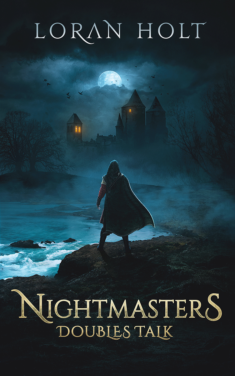 Nightmasters (Doubles Talk, #1)
