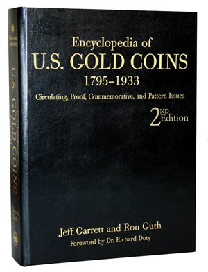 Limited Leather Edition Encyclopedia of Gold Coins - 2nd Edition