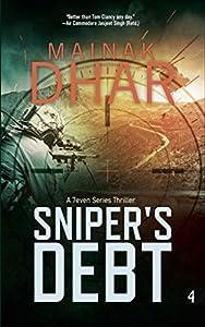 Sniper's Debt(7even Series Book 2)