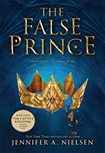 The False Prince (The Ascendance Series, #1)