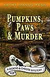 Pumpkins, Paws & Murder (Dickens & Christie, #2)