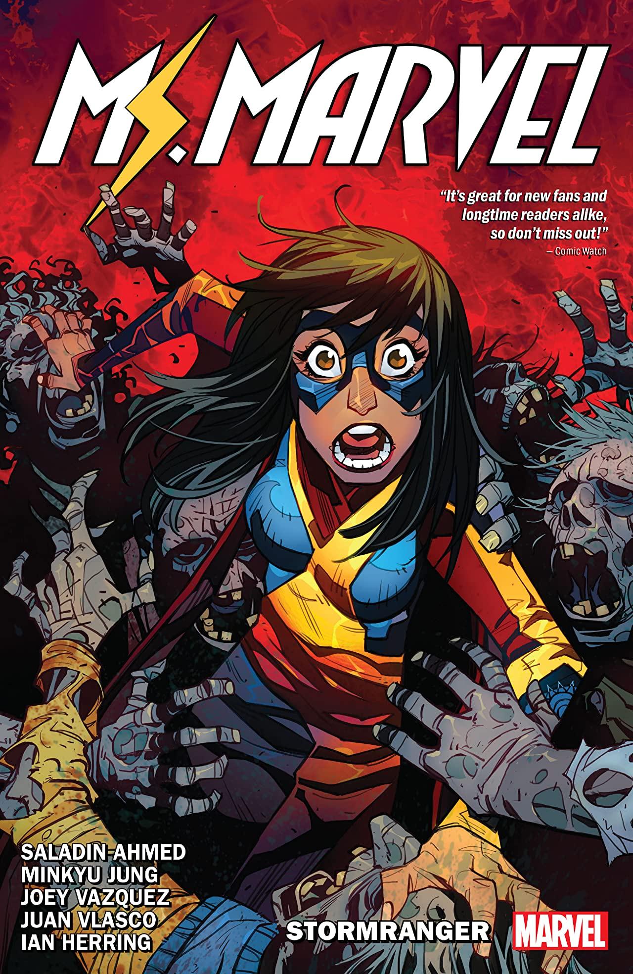 Magnificent Ms. Marvel, Vol. 2: Stormranger