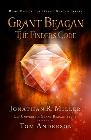 Grant Beagan: The Finder's Code (Grant Beagan, #1)