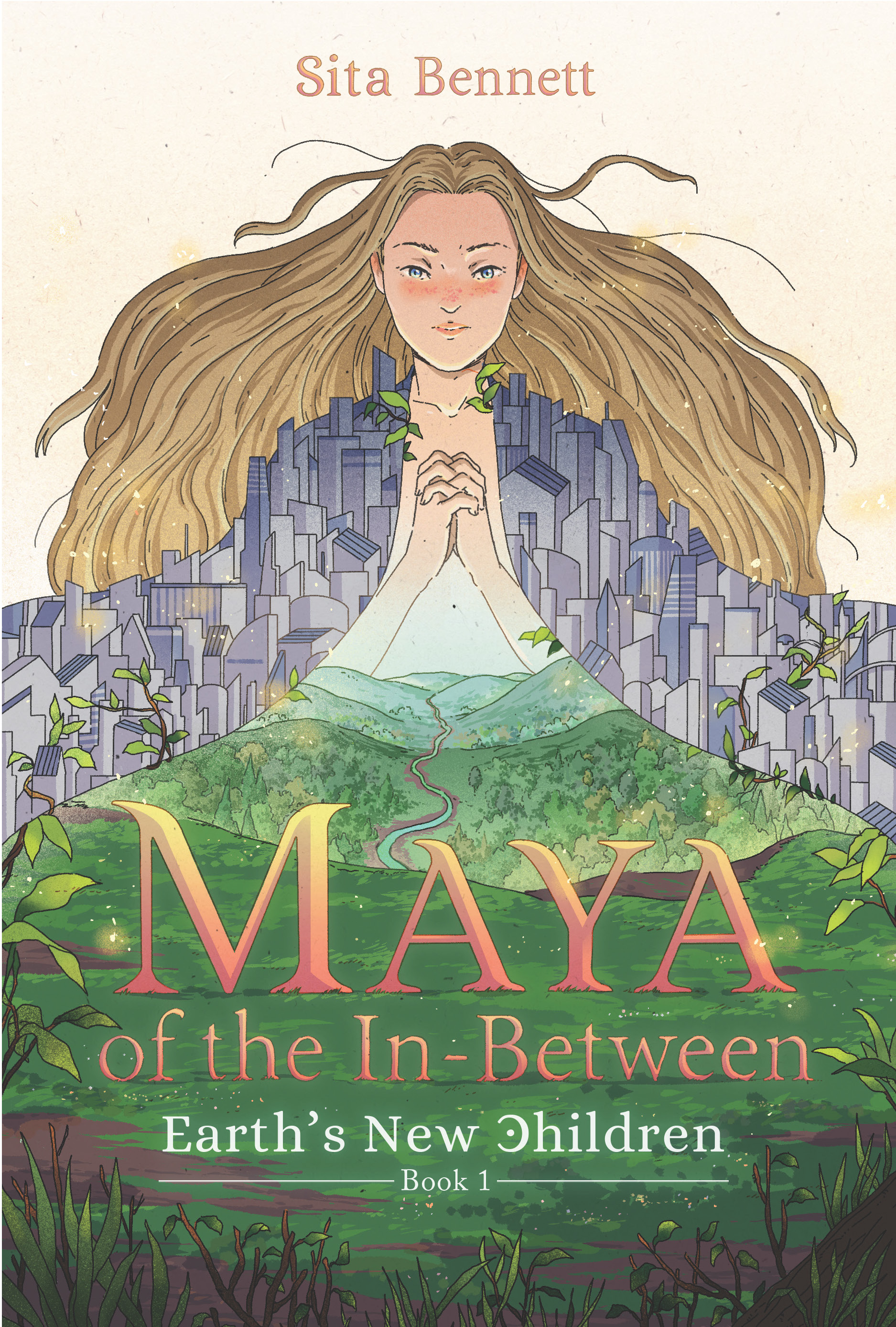 Maya of the In-between (Earth's New Children #1)