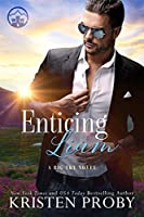 Enticing Liam (Big Sky Royals, #2)