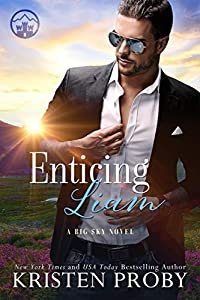 Enticing Liam (Big Sky Royals, #2)