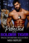 Protected By The Soldier Tiger (Shifter Nation: Special Ops Shifters: Dallas Force, #2)