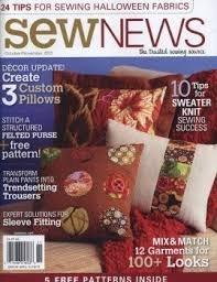 Sew — October 2017