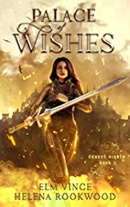 Palace of Wishes (Desert Nights Novels, #2)
