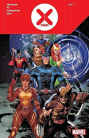 X-Men by Jonathan Hickman, Vol. 1