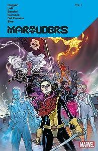 Marauders by Gerry Duggan, Vol. 1