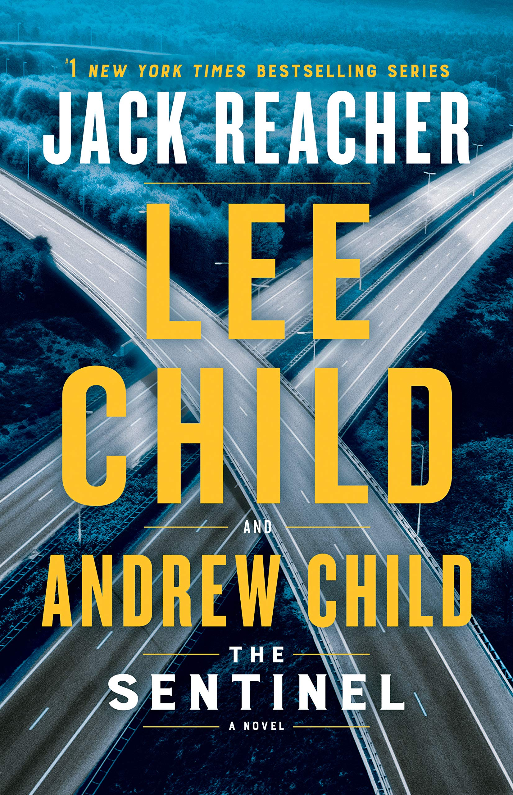 Book Review: The Sentinel by Lee Child and Andrew Child