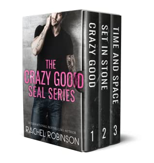 The Crazy Good SEAL Series by Rachel  Robinson