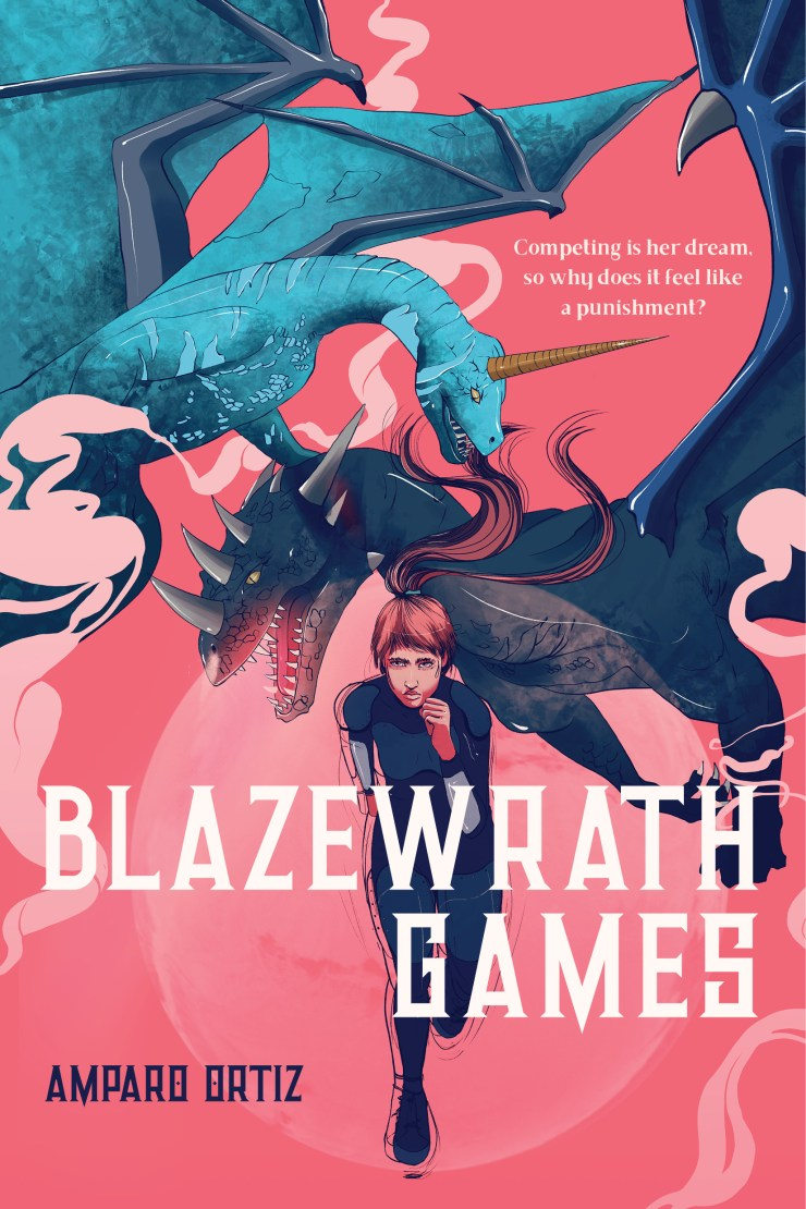 Blazewrath Games (Blazewrath Games, #1)