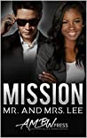 Mission Mr. and Mrs Lee: A Spy and the Scientist Military Romance