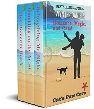 Romance, Magic, and Cats (Cat's Paw Cove #15)
