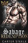 Savage Redemption (Savage Kings MC #1)