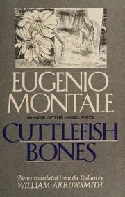 Read Cuttlefish Bones By Eugenio Montale