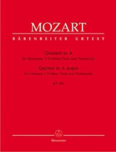 Mozart: Clarinet Quintet in A Major, K. 581
