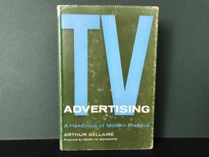 TV Advertising: A Handbook of Modern Practice