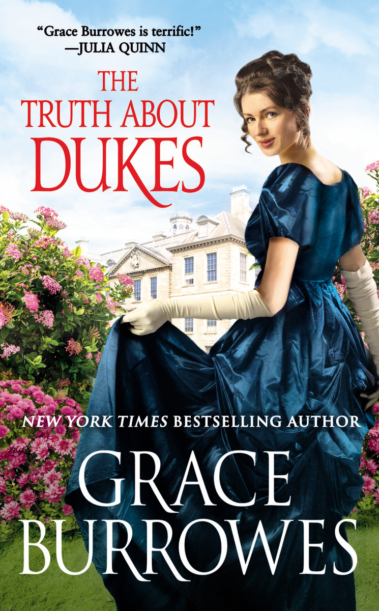 The Truth About Dukes (Rogues to Riches, #5)