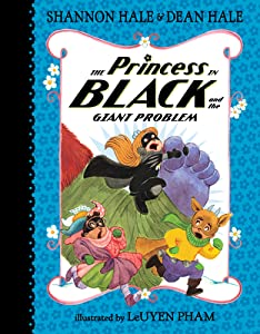 The Princess in Black and the Giant Problem (Princess in Black #8)