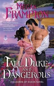 Tall, Duke, and Dangerous (Hazards of Dukes, #2)