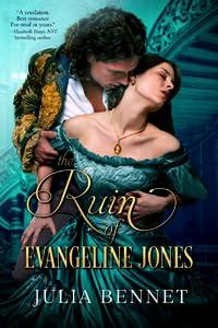 The Ruin of Evangeline Jones (Harcastle Inheritance, #2)