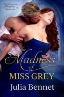 The Madness of Miss Grey (Harcastle Inheritance, #1)
