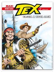 Maxi Tex n. 26: Caccia a Tiger Jack