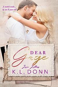 Dear Gage (Love Letters #2)