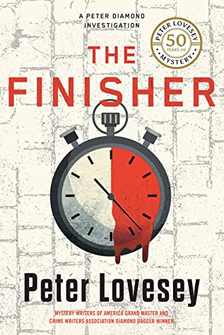 The Finisher (A Detective Peter Diamond Mystery, #19)