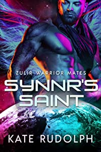 Synnr's Saint (Zulir Warrior Mates, #1)