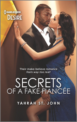 Secrets of a Fake Fiancée (The Stewart Heirs Book 4)