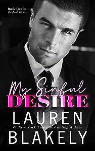 My Sinful Desire (Sinful Men #2)