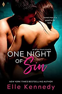 One Night of Sin (After Hours, #1)